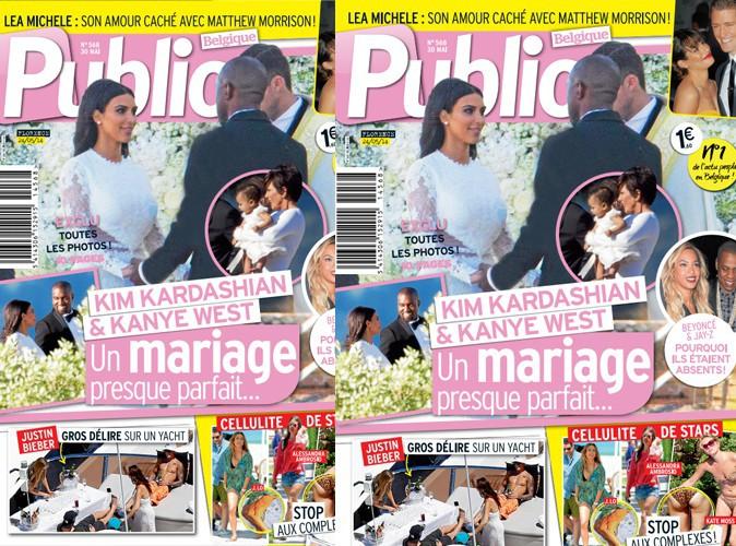 Public Belgique : un nouveau numéro qui te plonge au coeur du mariage de Kim Kardashian !