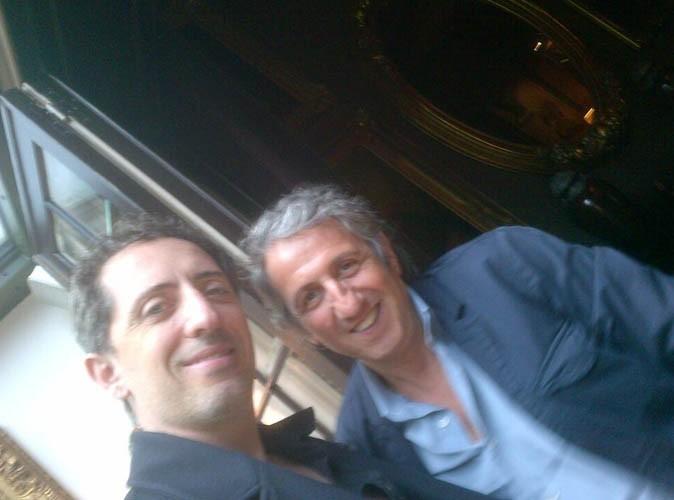 Richard Anconina à Bruxelles !