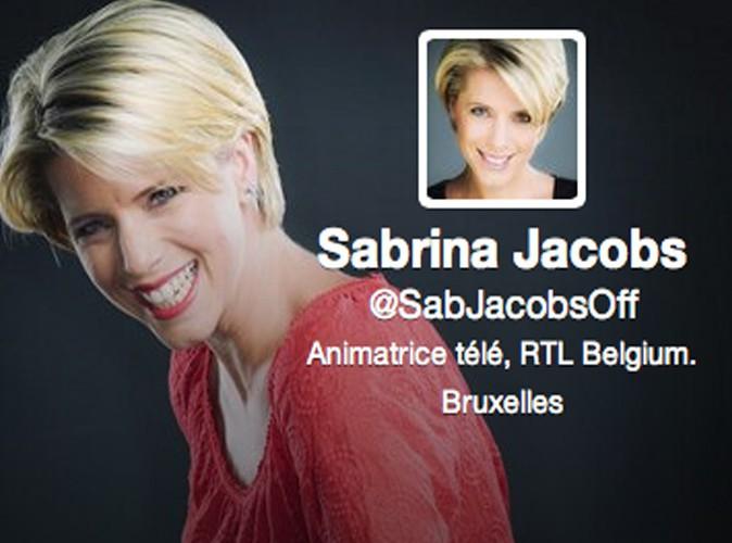 Sabrina Jacobs : elle débarque sur Twitter !