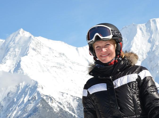 Sandrine Corman : à fond le ski !