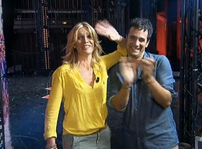 Sandrine Corman : Céline Dion la fait pleurer de rire !