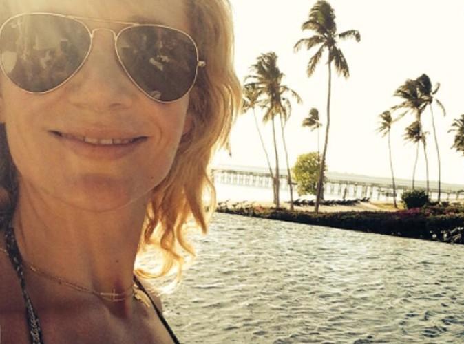 Sandrine Corman : de retour du paradis !