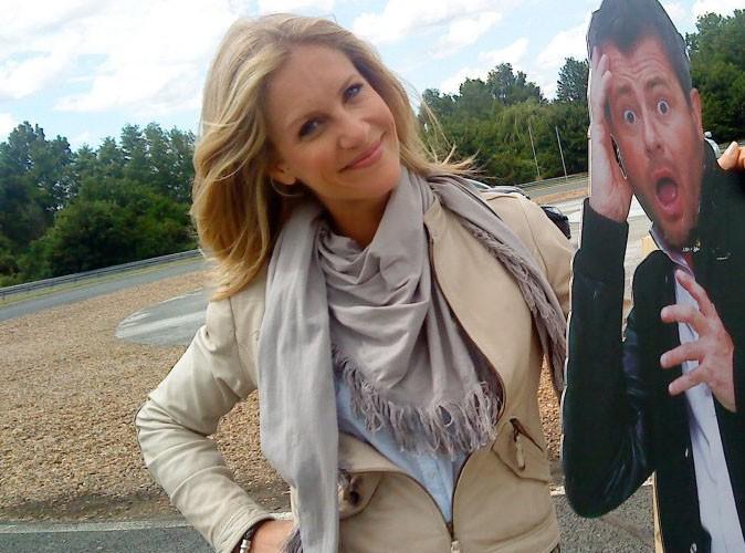 Sandrine Corman : elle s'éclate avec son fils et sa nièce !