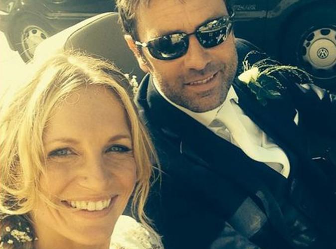 Sandrine Corman : la vidéo de son mariage !