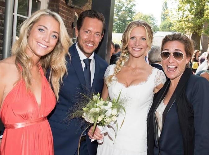 Sandrine Corman : son mariage de rêve comme si vous y étiez !
