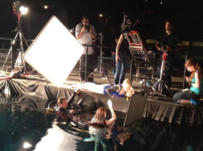 Solweig Rediger-Lizlow : une nymphe des eaux !