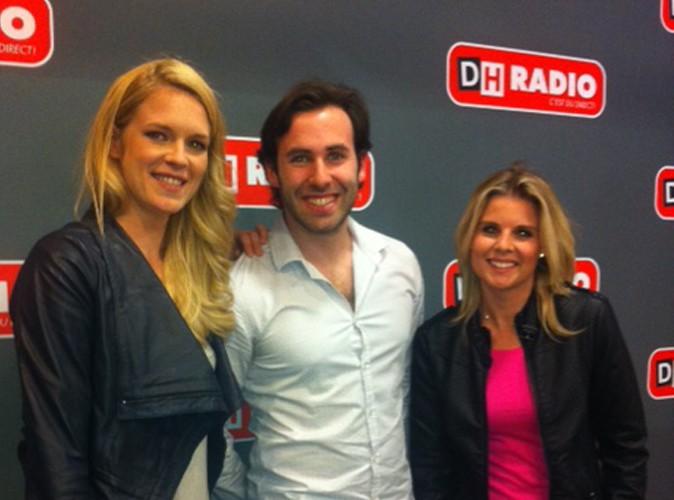 Sophie Pendeville, Caroline Fontenoy et John de « Secret Story » : ils s'éclatent à la radio !