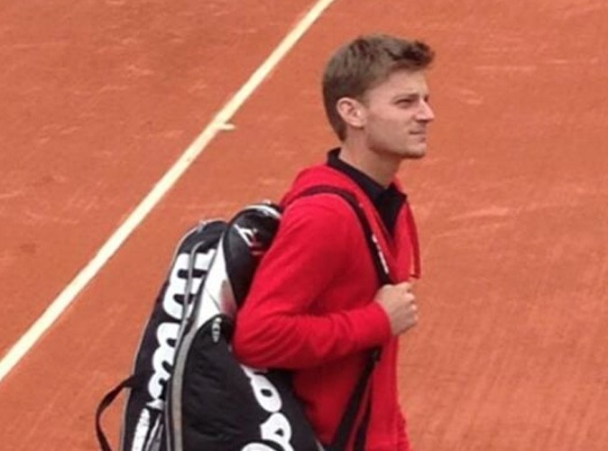 Standing ovation pour David Goffin !