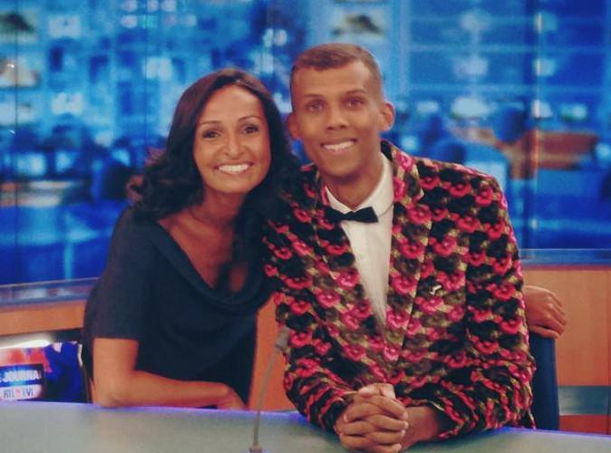 Stromae : complètement sous le charme d'Hakima Darhmouch !