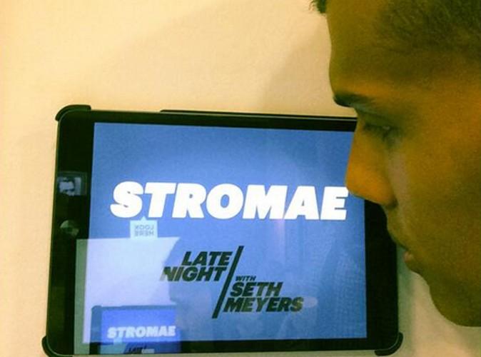 Stromae : il fait le show... à l'américaine !
