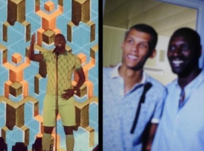 Stromae : Omar Sy lui pique la vedette !