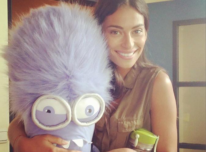 Tatiana Silva : elle retombe en enfance !