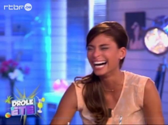 Tatiana Silva : le bêtisier de son bêtisier!