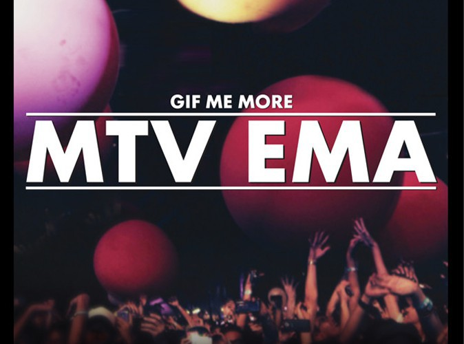 Tente ta chance pour les MTV Europe Music Awards à Amsterdam !