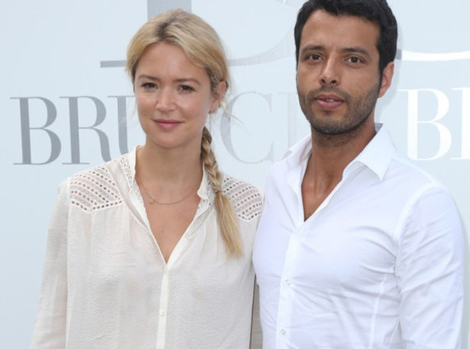 Virginie Efira : toujours avec son Mabrouk !