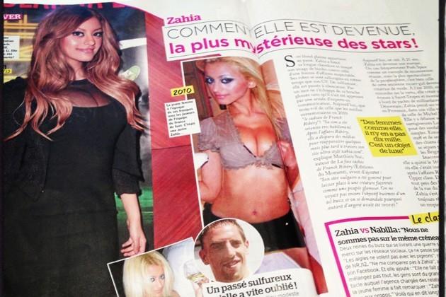 Zahia, au cœur d'un reportage exclusif dans ton magazine Public Belgique !