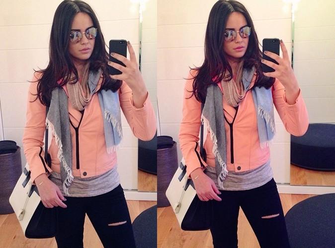 Zeynep Sever : elle se met au selfie !