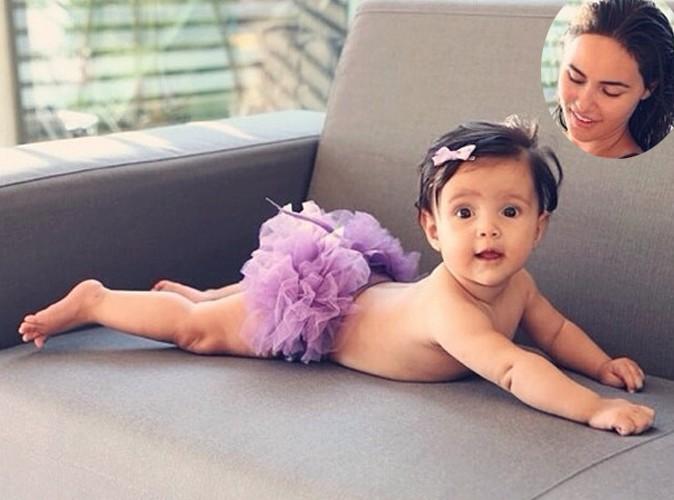 Zeynep Sever : sa fille pose aussi bien qu'elle !