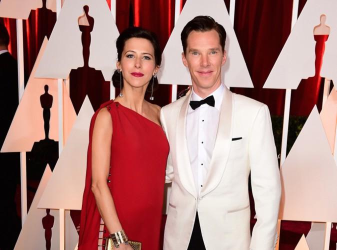 Benedict Cumberbatch : On connaît (enfin) le prénom de son baby-boy !
