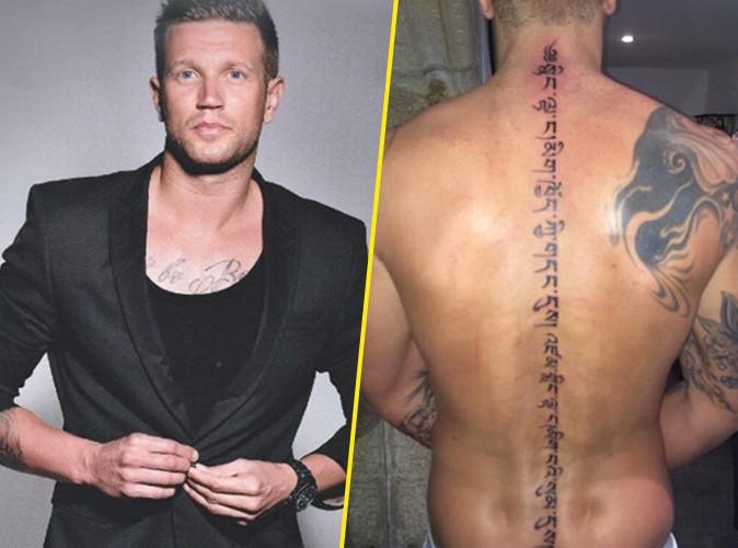 Benjamin (Les Anges 5) : il nous présente son nouveau tatouage !