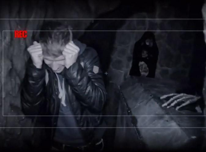 Benoît Dubois : effrayé, en pleurs, découvrez son enfer dans un Manoir hanté !