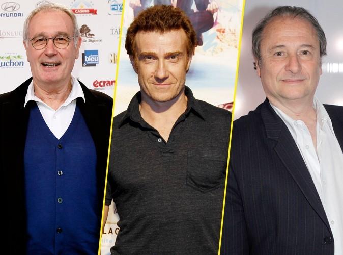 Bernard Le Coq, Thierry Frémont et Patrick Braoudé : un trio qui s'attaque à la politique en entrant dans la peau de Chirac, Sarkozy et Hollande !