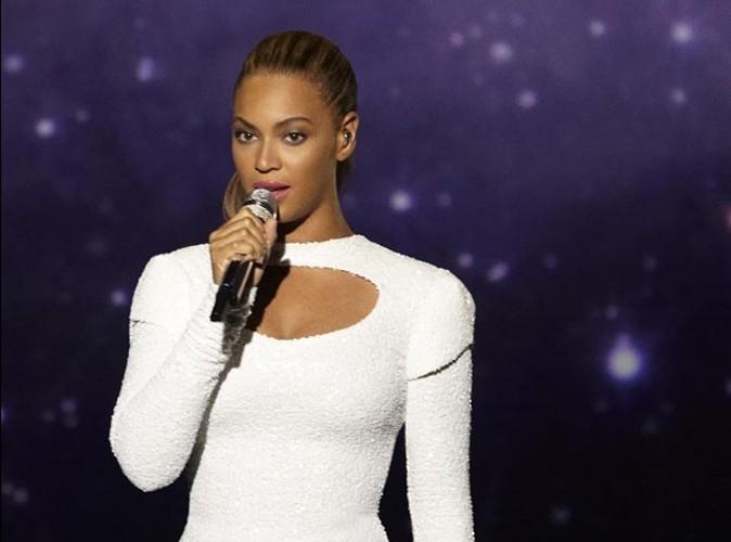 Une vrai militante cette Beyoncé !