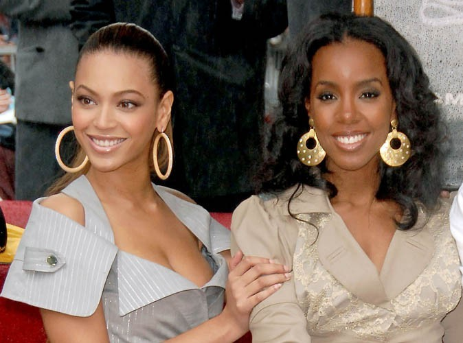 Beyoncé : elle invite sa grande amie Kelly Rowland dans son prochain clip !