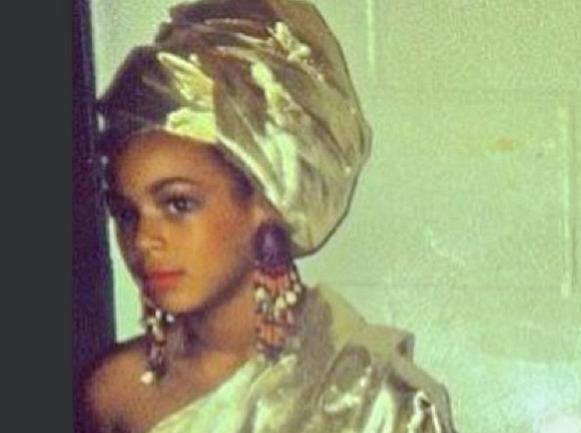 Beyoncé : elle nous dévoile une photo d'elle enfant !