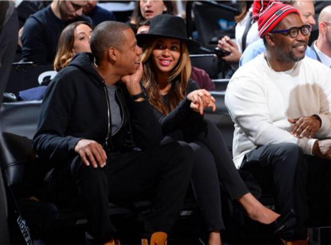 Beyonc� et Jay-Z : leur match perturb�, une altercation �clate sous leurs yeux !