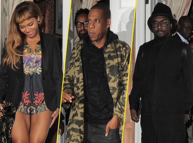 Beyoncé et Jay Z : une collaboration avec Will.I.Am en vue ?