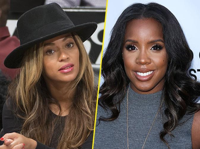 Beyonc� et Kelly Rowland : Titan et Blue Ivy sont d�j� ins�parables !