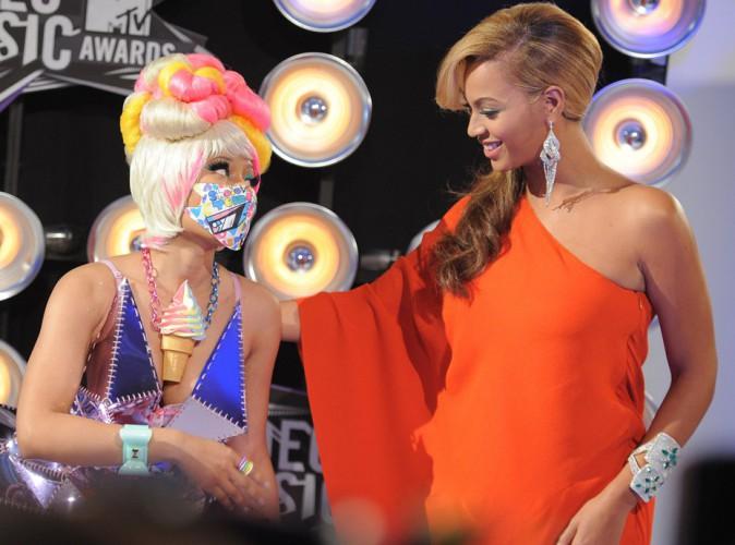 Beyonc� et Nicki Minaj : r�unies ce soir au Stade de France ?