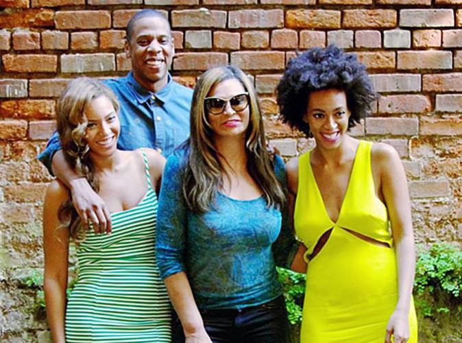 Beyoncé, Jay-Z, Solange... La famille du bonheur !