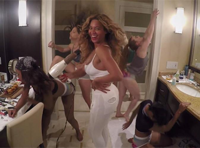 Beyoncé : petites culottes, twerk et Blue Ivy... Le clip déjanté de 7/11  enfin dévoilé !