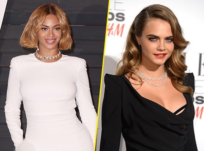 Beyoncé : retour en studio avec... Cara Delevingne !