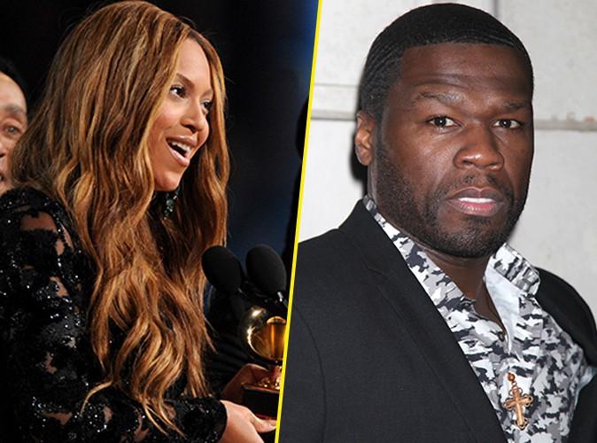 Beyonc� : tacl�e par 50 Cent !