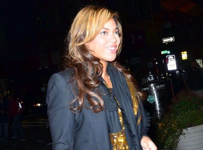 Beyoncé : victime d'une blague de mauvais goût !