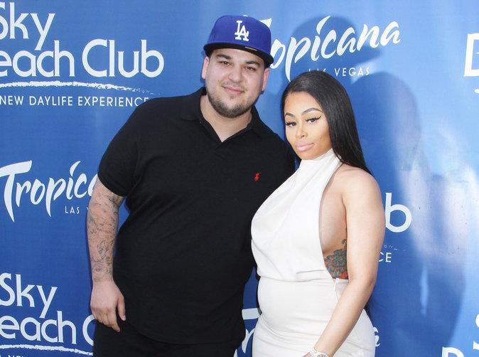 Blac Chyna et Rob Kardashian : De nouveau complices, comme à la belle époque !