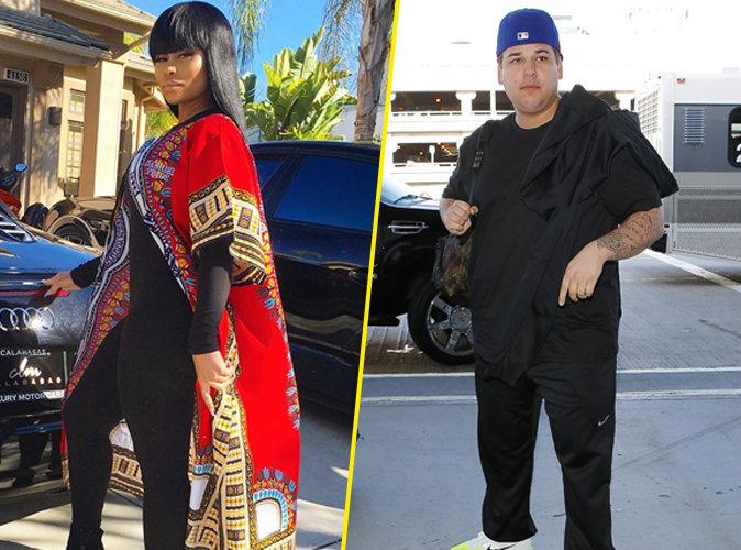 Blac Chyna et Rob Kardashian : découvrez la première vidéo des amoureux