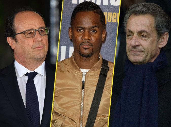 Black M au centre d'un bras de fer Hollande / Sarkozy !