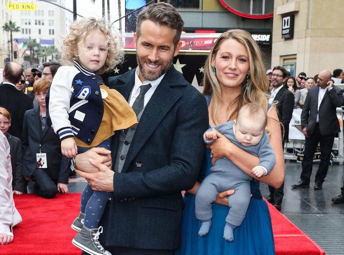 Blake Lively : découvrez la troublante photo de sa fille James...