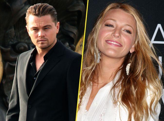Blake Lively et Leonardo DiCaprio s'offrent une escapade romantique en Italie !