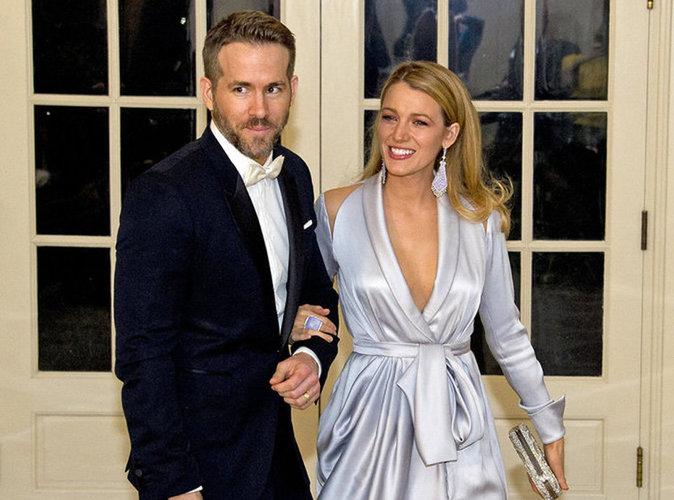 Blake Lively et Ryan Reynolds bient�t parents pour la deuxi�me fois !