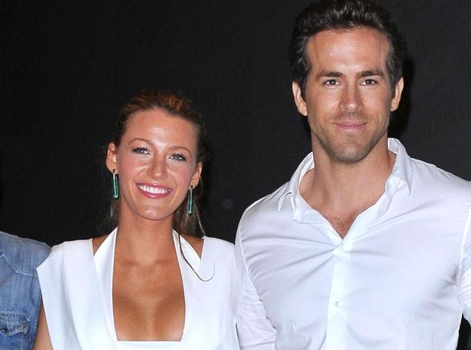 Blake Lively et Ryan Reynolds : enfin la photo du bisou !