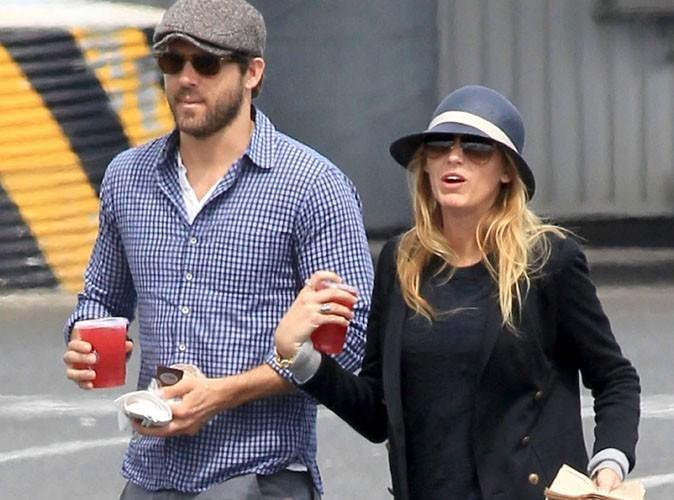 Blake Lively et Ryan Reynolds : la photo qui les montre passionnément amoureux …