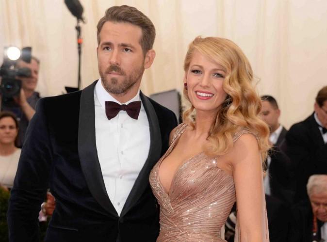 Blake Lively et Ryan Reynolds : le sexe du bébé et son prénom fleuri dévoilé !