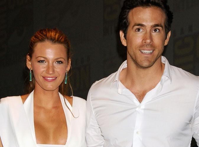 Blake Lively et Ryan Reynolds : les détails de leur mariage secret !