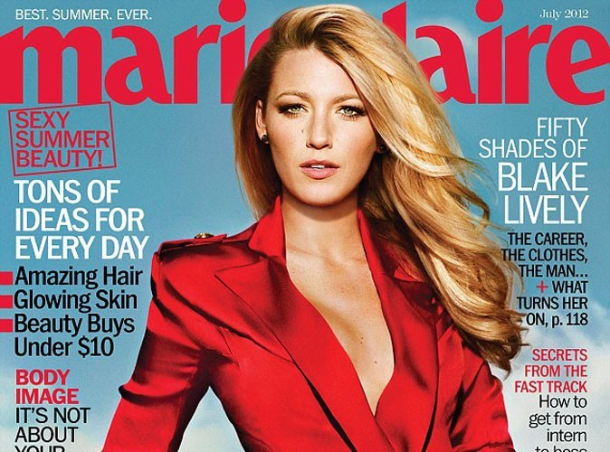 "Blake Lively : tous ""red"" dingue de la Gossip Girl !"