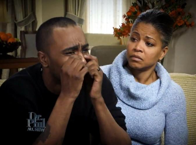 Bobbi Kristina : Nick Gordon en pleurs à la télé US… Des images choc !